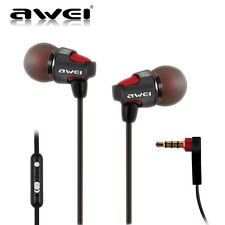 AWEI Extreme HiFi Bass ES860hi Noise Cancelling Earphone handsfree Without Mic