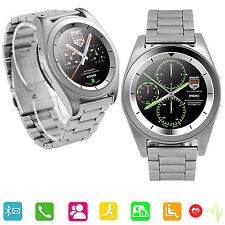 Bluetooth Smart Watch Heart Rate Monitor For Samsung S7 S6 S5 J5 3 G360 Motorola