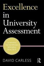Excellence in University Assessment : Learning from Award-Winning Teaching by...