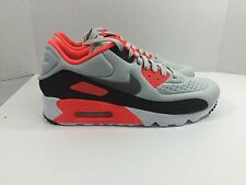 Nike Air Max 90 Ultra SE Size 11 [845039 006] Pure Platinum Cool Grey Infrared