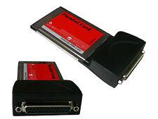 Carte PCMCIA CARDBUS - Parallele IEEE1284