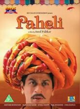 PAHELI BOLLYWOOD DVD - SHAH RUKH KHAN - FREE POST