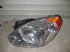 2007-2011 HYUNDAI  ACCENT OEM LEFT DRIVER   HEADLIGHT  FACTORY TESTED