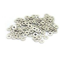 50PCS M3 Stainless Steel Metric Flat Washer/Washers NEW