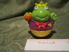 Playskool People Weebles part Frog Turtle Basketball sport King Castle School