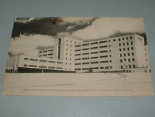 1966 U.S. VA HOSPITAL in Altoona, PA - Vintage Veterans Hospital