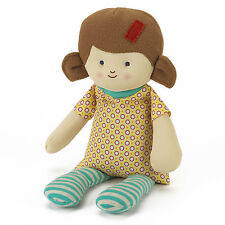 Warmies Craft Warmheart JULIE Fully Microwavable Rag Doll Girls Bedtime Warmer