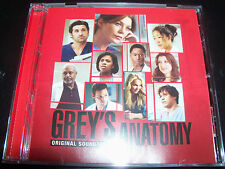 Grey's Anatomy Vol 2 Television Soundtrack CD Ft Snow Patrol The Fray Metric & M
