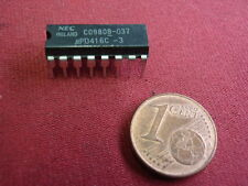 IC BAUSTEIN µPD416C-3    = RAM 4116    16pin            22956-41