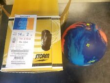 """14 lb 2 oz Storm Sure Lock 3.5-4"""" pin and 3.13 oz top wgt. NIB #ships out today!"""
