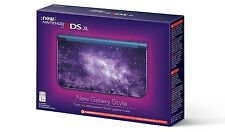 New Nintendo 3DS XL: New Galaxy Style (NN3DS Console System) Brand New Sealed