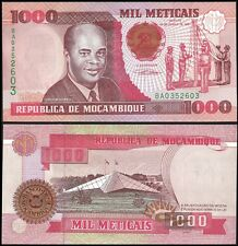 Mozambique 1000 METICAIS 1991 P 135 UNC OFFER !