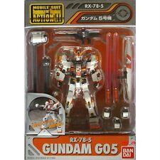 Bandai Gundam Action Figure Series MSIA RX-78-5 Gundam G05