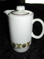 Poole pottery remplacement coffee pot 'argosy' pattern