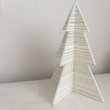 East of India Cream Large Slot Together Christmas Tree