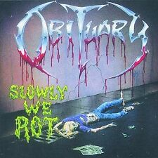 CD Slowly We Rot - Obituary