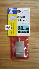 Shinwa Ruler Stop 76746 Save Time With Repeat Measurements for 25mm Wide Rulers