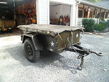 M-416 TRAILER DATED 65