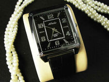 FASHION STAINLESS STEEL UNISEX QUARTZ WRIST WATCH : FG28 UK SELLER