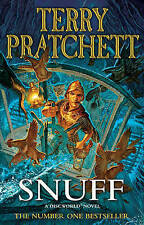 Snuff: Discworld Novel 39 by Terry Pratchett (Paperback, 2012)