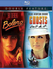 Bolero/Ghosts Can't Do It - Blu-ray - NEW & SEALED!! Ships out fast!!!