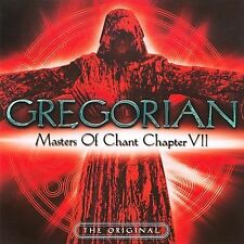 Masters of Chant: Chapter VII by Gregorian (CD, Sep-2009, Edel Records)