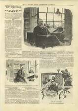 1893 Interview Justin Mccarthy Irish Home Rule Andrew Walker Liverpool