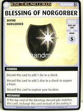 Pathfinder Adventure Card Game - 1x Blessing of Norgorber - The Hook Mountain