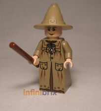 Lego Professor Sprout from set 4867 Hogwarts Harry Potter Minifigure NEW hp131