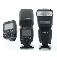 Yongnuo YN600EX-RT Flash Speedlite + YN-E3-RT Transmitter Set for Canon Cam
