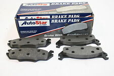 Autoextra Premium Disc Brake Pads Set MD218 1983 - 1987 Renault Alliance