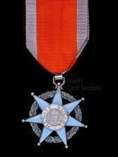 French Order of Social Merit.