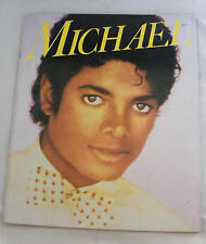 1984 PUBLICATION INTERNATIONAL MICHAEL JACKSON IN CONCERT COMMEMORATIVE BOOK