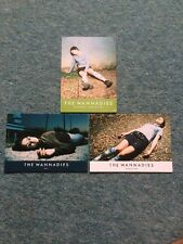 The Wannadies - Hit / Bagsy Me / Someone Somewhere Promo Postcard Flyers Indie