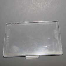 """Used Sony 3.75"""" Diagonally Hard LCD Cover  Screen Protector S212002"""