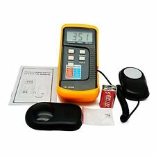 Digital Light Meter 0 - 200,000 Lux Tester FC Photo Camera Luxmeter 4 Range Lux