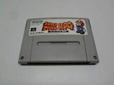 Super Mario RPG Super Famicom Nintendo Japan LOOSE