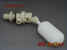 "1/2"" Float Valve for Water Trough Horse Cattle Auto Filler HydroLogic Tanks"