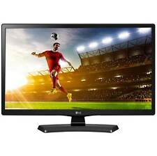 "LG 24MT48S 24"" Smart HD Ready TV LED IPS Wi-Fi y TDT & Freesat-Negro"