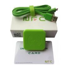 PN532 NFC RFID Reader -Green Version, Support Libnfc, NFC With Android Phone