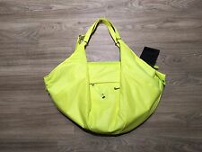 Nike Women Victory Tote Gym Duffle Bag Volt 3 Pieces BA4905-770 $100 Brand New