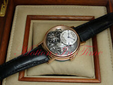 Breguet Tradition GMT Manual Wind 40mm 18kt Rose Gold Skeleton 7067BR/G1/9W6