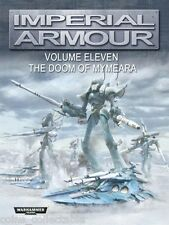 Imperial Armour Vol. 11: The Doom of Mymeara - Warhammer 40,000 (Hardcover)