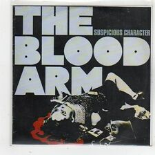 (FS779) The Blood Arm, Suspicious Character - 2006 DJ CD