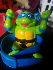 TMNT Teenage Mutant Ninja Turtles 1991 Konami Game Watch Leonardo VTG