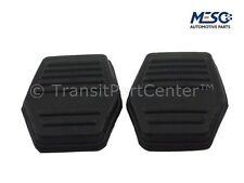 A PAIR OF PEDAL PAD RUBBER FORD TRANSIT CONNECT 2002-2013