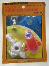 #304H APOLLO MOON EXPLORING Set 1970 Imperial Mint on card