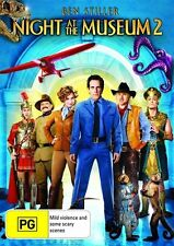 NIGHT AT THE MUSEUM 2 : NEW DVD