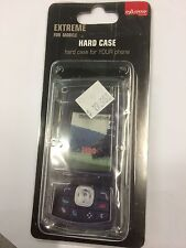 Nokia N80 Extreme Crystal Hard Case - Clear XH-N80. Brand New Original packaging