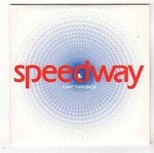 (FW987) Speedway, Can't Turn Back - 2003 DJ CD